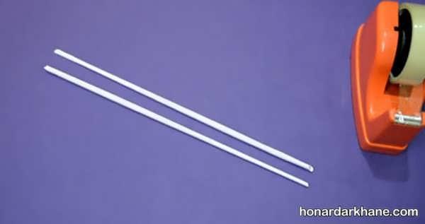 نحوه ساخت شمشیر کاغذی