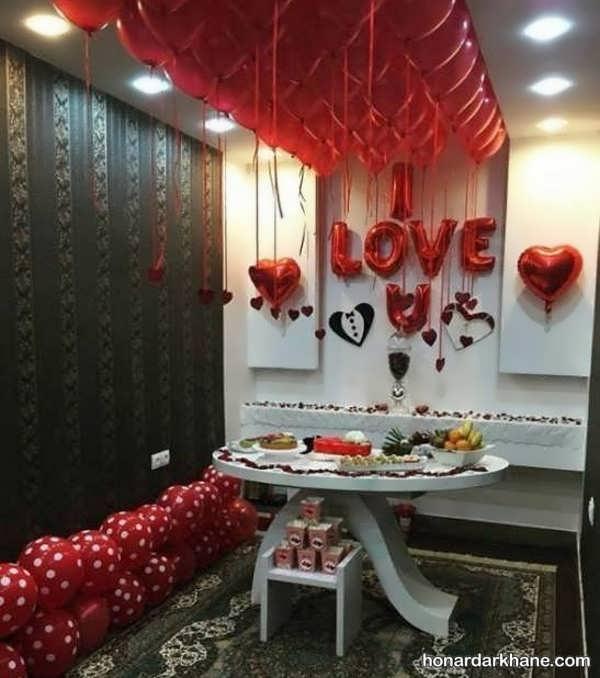 انواع سبک های خاص برگزاری مراسم سالگرد ازدواج