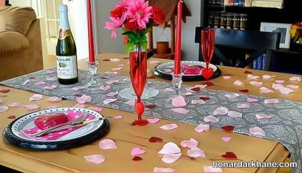 انواع برگزاری سالگرد ازدواج با سبک عاشقانه