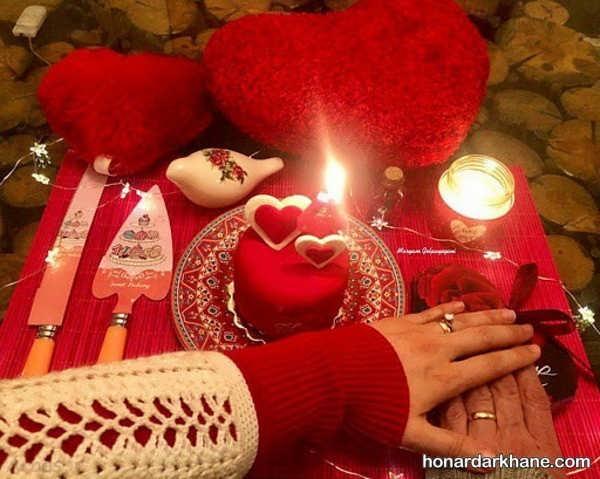 انواع تزیین شیک و خلاقانه سالگرد ازدواج