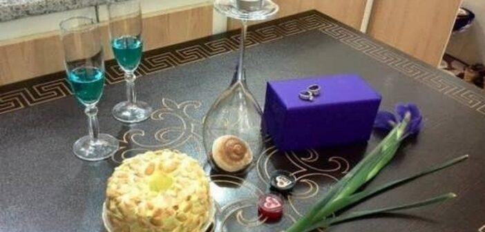 تزیین میز و اتاق با تم سالگرد ازدواج به همراه ایده های رمانتیک