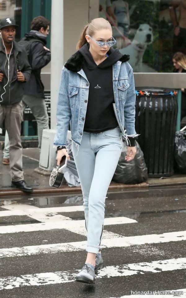مدل های جدید و به روز کت جین زنانه