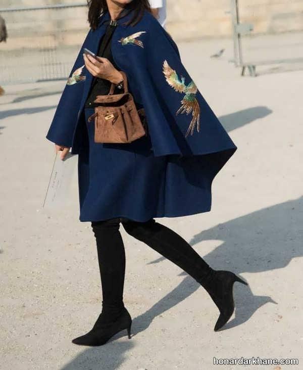 انواع شنل دخترانه زیبا و جذاب