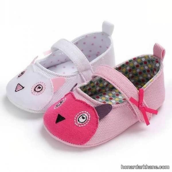 مدل های جالب و جذاب کفش نوزادی