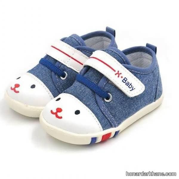 انواع کفش نوزادی اسپرت