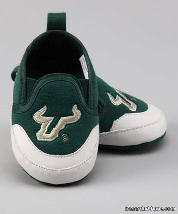 انواع کفش نوزادی اسپرت زیبا