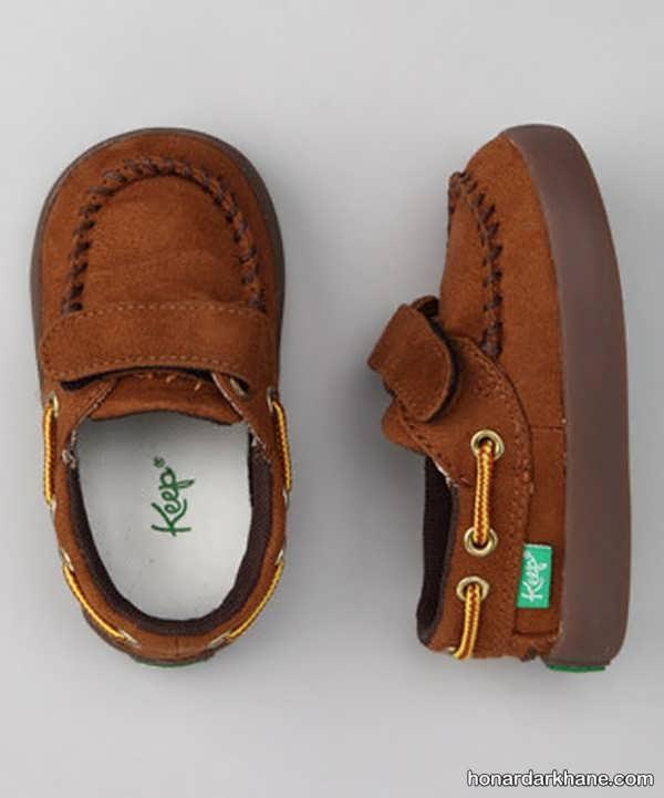 مدل های جذاب کفش نوزادی