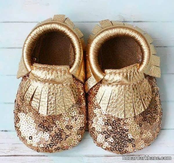 انواع کفش نوزادی شیک و خاص