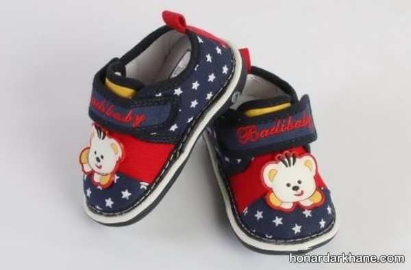 انوع کفش اسپرت نوزادی