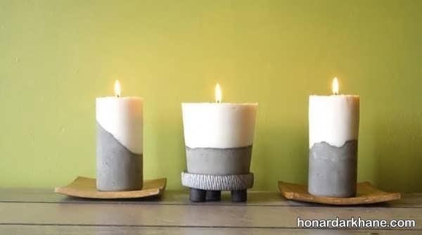 طریقه درست کردن شمع به روشی ساده