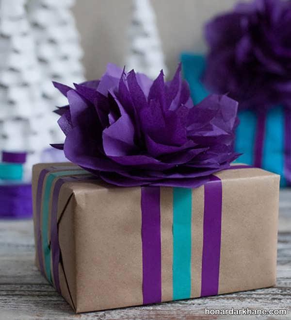 انواع تزیین خاص و جذاب هدیه تولد