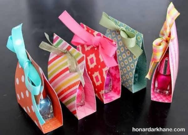 انواع ایده های جذاب دیزاین کادو تولد