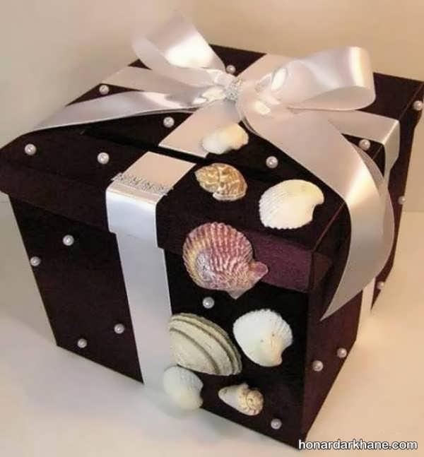انواع تزیین جالب هدیه تولد