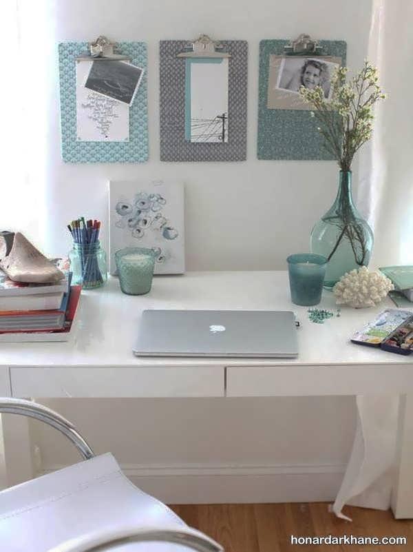 انواع سبک های جدید دیزاین میز تحریر