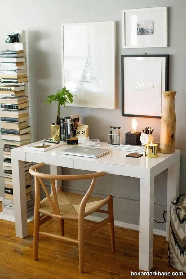 مدل های جالب دیزاین میز تحریر