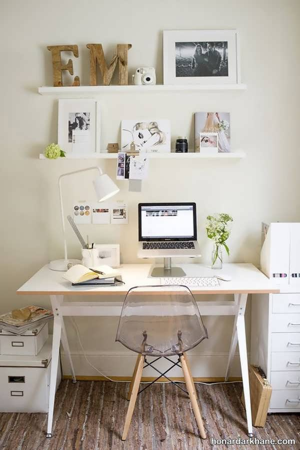انواع سبک های جالب دیزاین میز تحریر