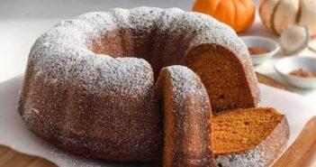 طرز تهیه کیک کدو حلوایی با طعمی عالی