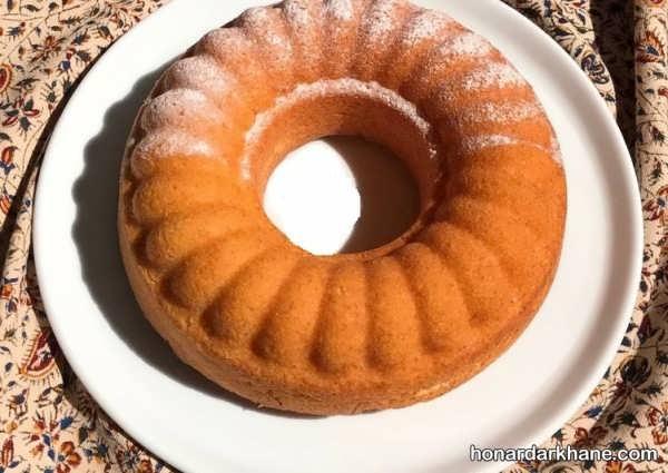 طرز تهیه کیک ماست با طعمی لذیذ
