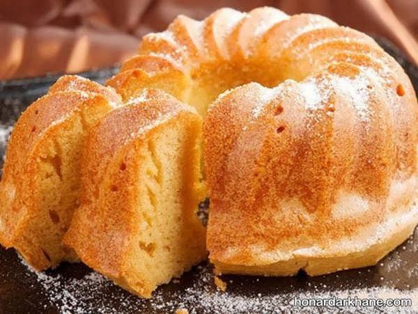 طرز تهیه کیک ماست با طعمی دلپذیر