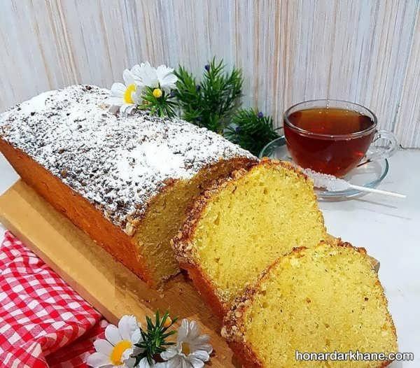 دستور تهیه کیک ماست با پف زیاد