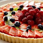 طرز تهیه تارت میوه ای خوشمزه