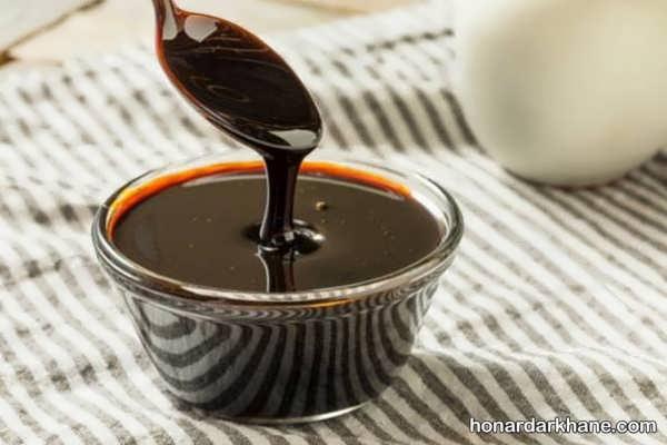 شیوه آماده سازی شیره انگور در خانه
