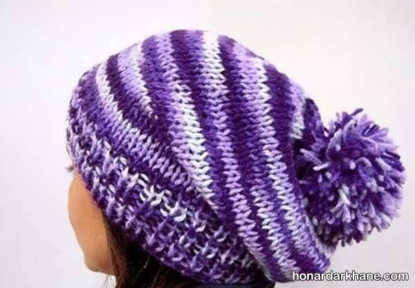 انواع کلاه زمستانه جدید جوکری
