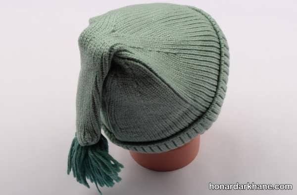 انواع کلاه بافت جوکری