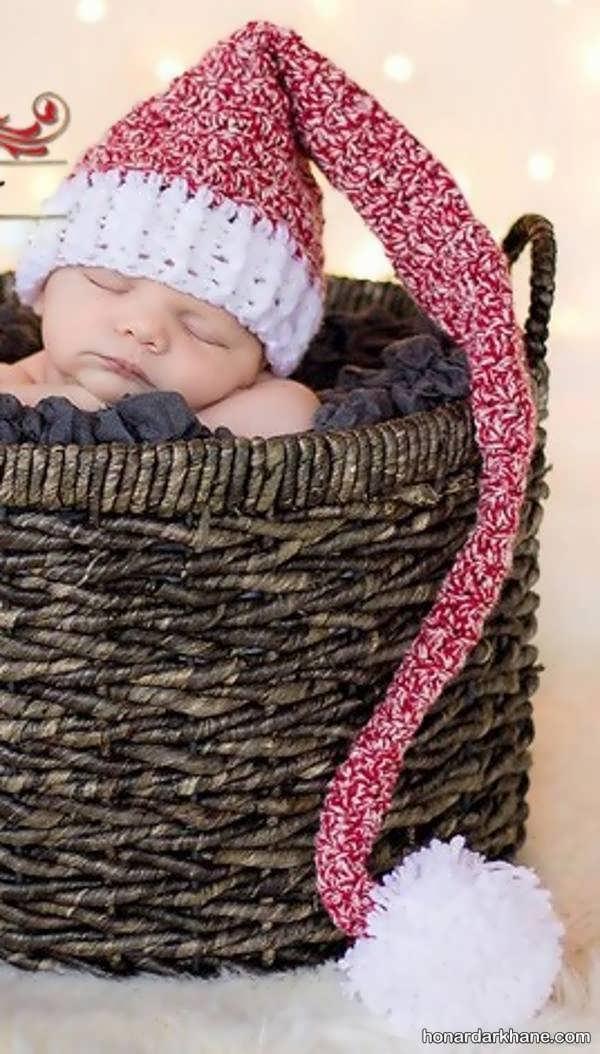 انواع کلاه بافتنی شیپوری در طرح های زیبا
