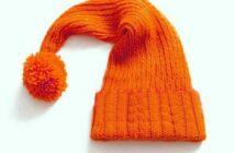 مدل های شیک و متنوع کلاه بافتنی شیپوری