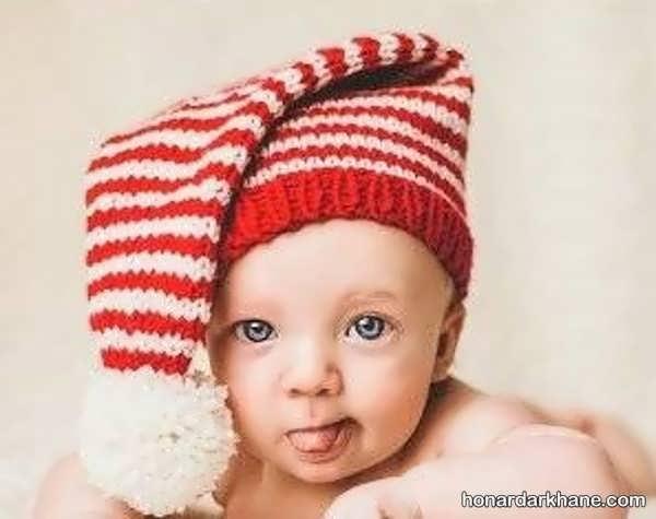 انواع کلاه بافتنی جوکری شیک