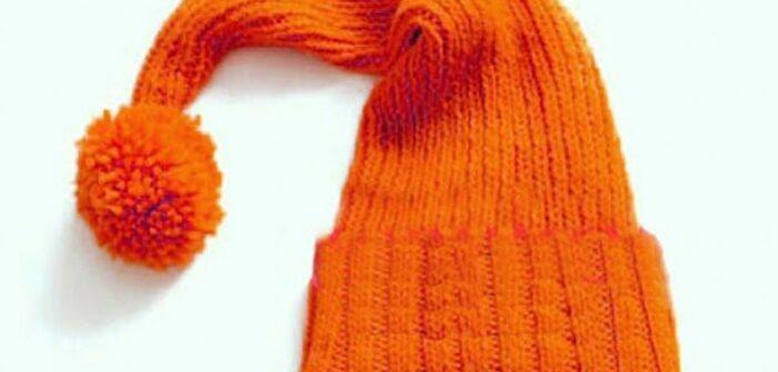 مدل های کلاه بافتنی شیپوری یا جوکری ( جدیدترین مدل کلاه زمستانه)
