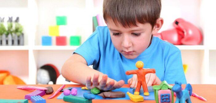 ساخت خمیر بازی برای بچه ها در منزل با ایده های جالب