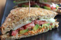 مدل های جدید و شیک تزیین ساندویچ