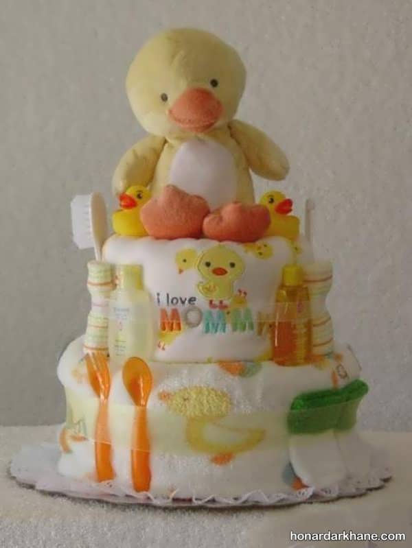 انواع دیزاین خلاقانه سیسمونی نوزاد