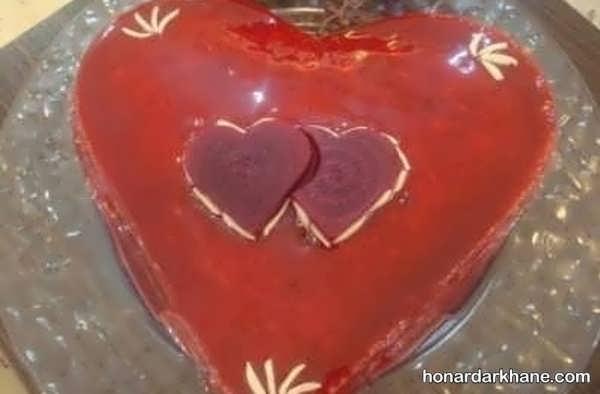 روش آماده سازی کیک لبو