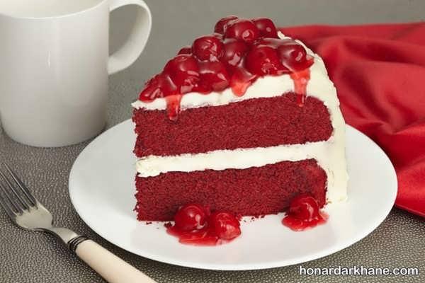 روش تهیه کیک لبو برای شب یلدا
