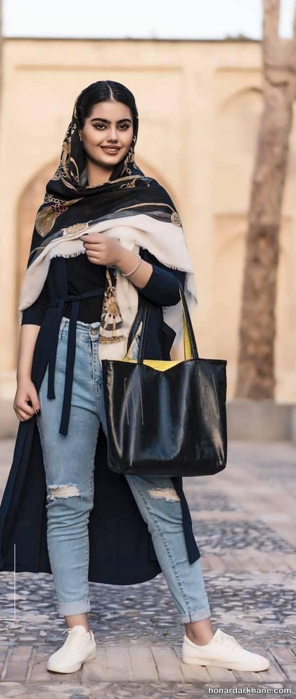 مدل های جذاب سبک پوشش کژوال