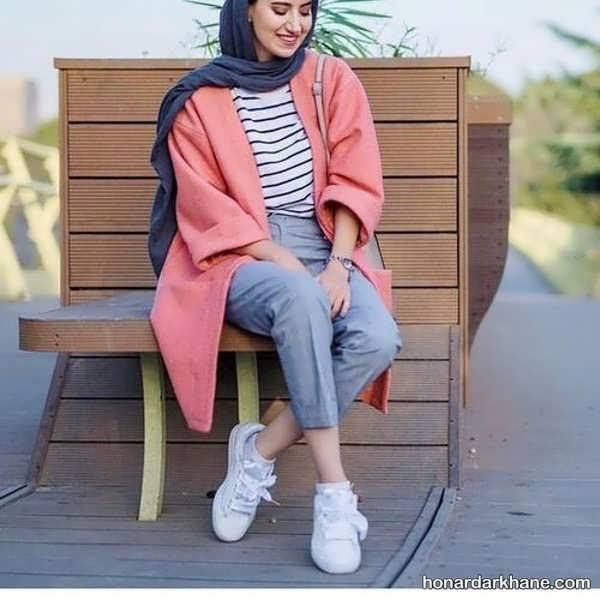 مدل های زیبا سبک پوشش کژوال