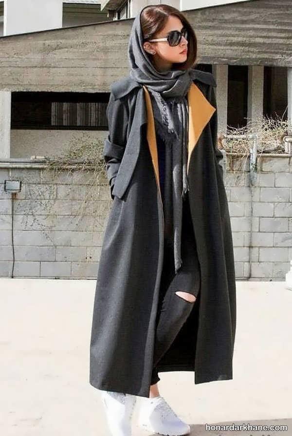 ایده های جالب سبک پوشش کژوال