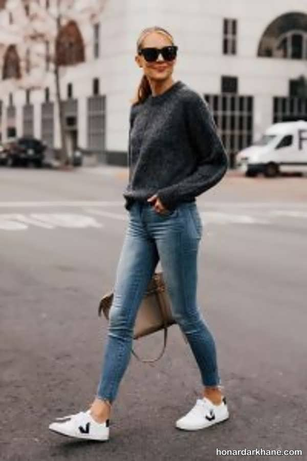 مدل های شیک استایل کژوال دخترانه