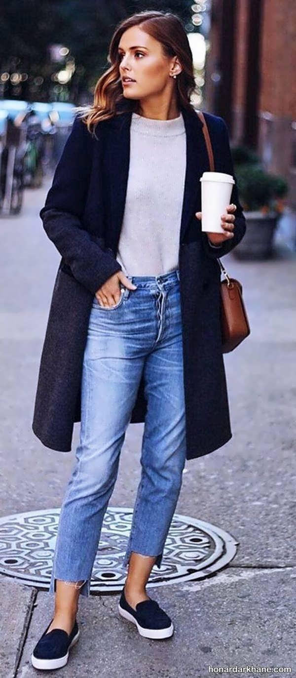 انواع پوشش کژوال دخترانه زیبا و شیک