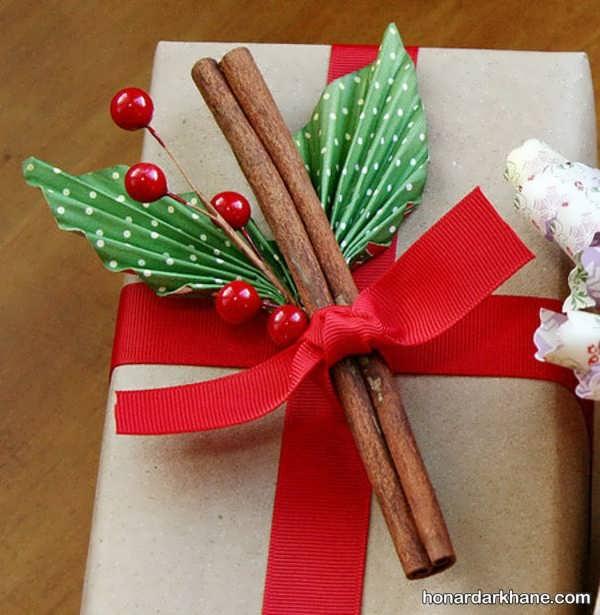زیباترین انواع مدل های دیزاین هدیه کریسمس