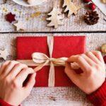 مدل های متنوع و شیک تزیین کادو کریسمس