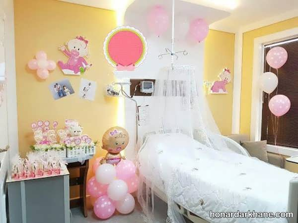 مدل های جذاب دیزاین اتاق بیمارستان