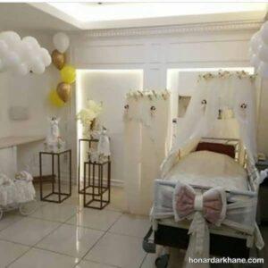 انواع دیزاین شیک و جدید اتاق بیمارستان