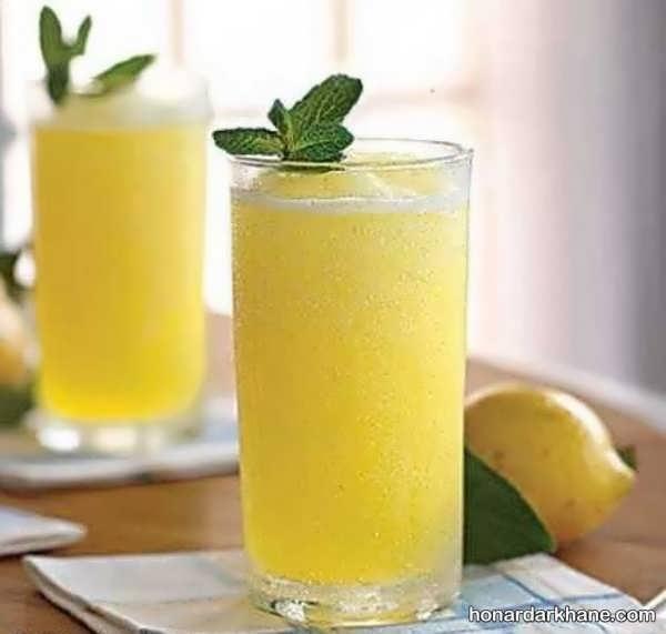 شیوه آماده سازی شربت به لیمو برای مهمانی