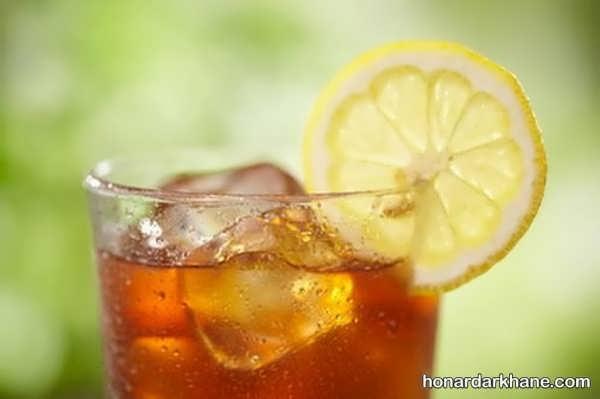 طرز آماده سازی شربت به لیمو در خانه