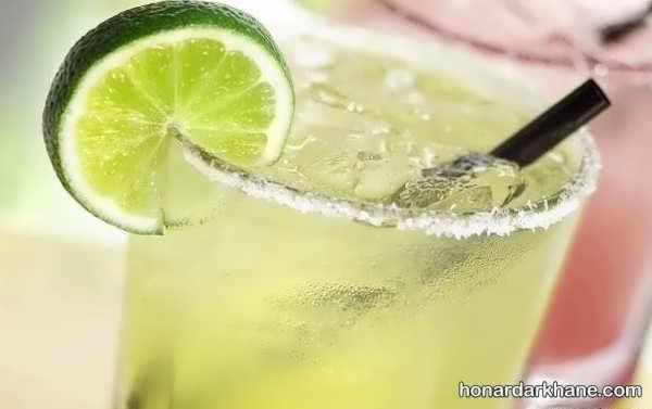 طریقه آماده سازی شربت به لیمو با طعمی متفاوت