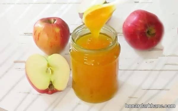 روش تهیه مارمالاد سیب خوشمزه